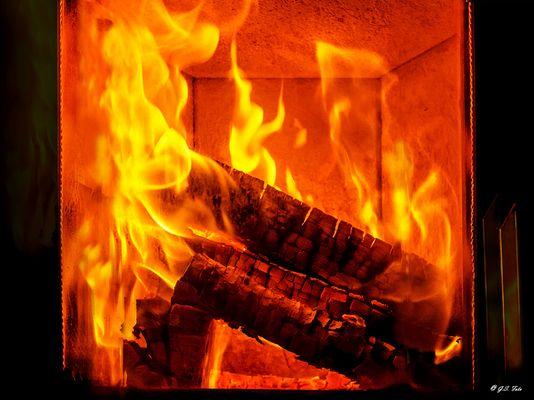 Feuer und Wärme…