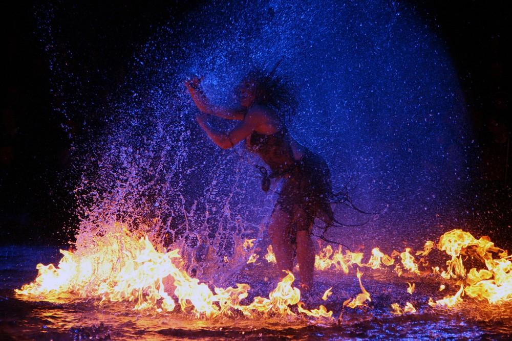 Feuer und Wasser