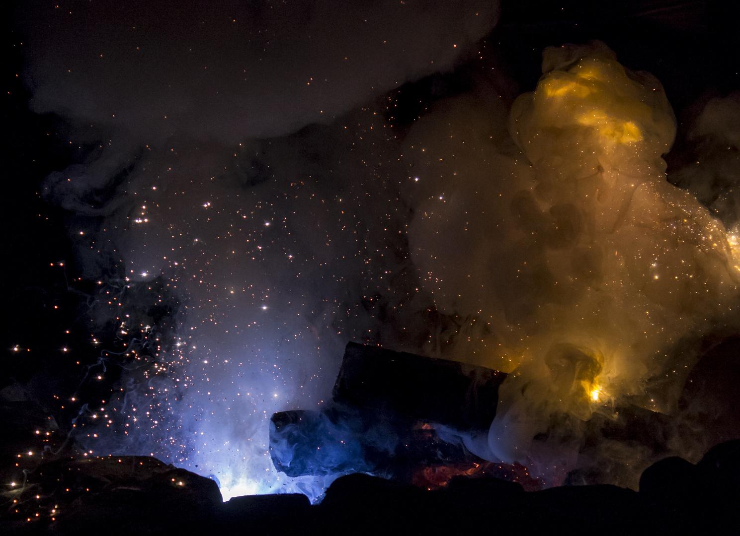 Feuer Universum