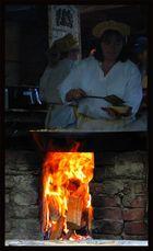 Feuer unter der Pfanne (2)