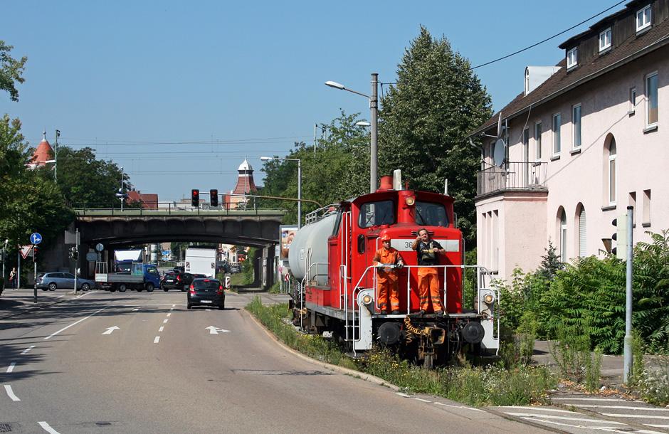 Feuerbacher Straßenbahn