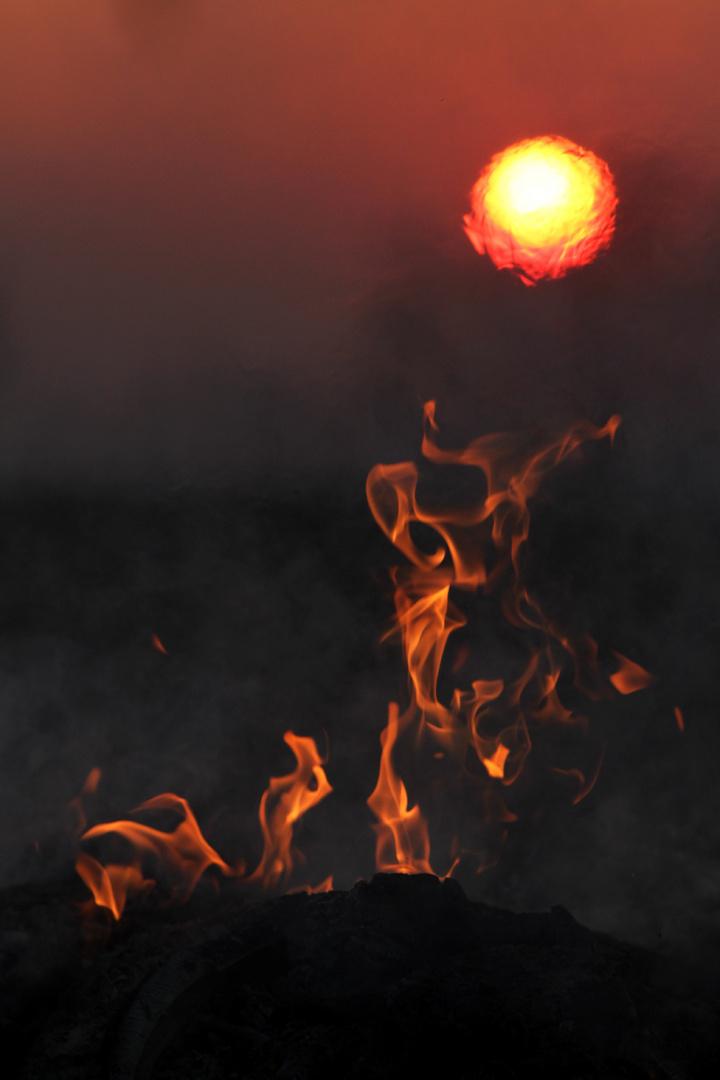 Feuer(ball)