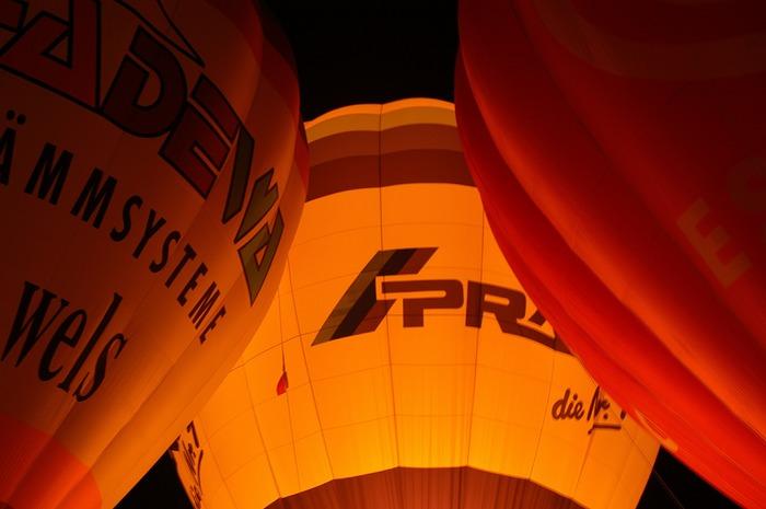 Feuerballoons