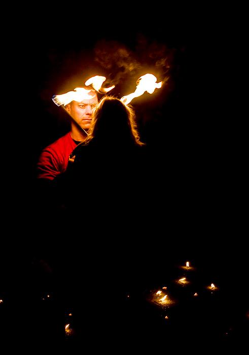 Feuerkünstler 2