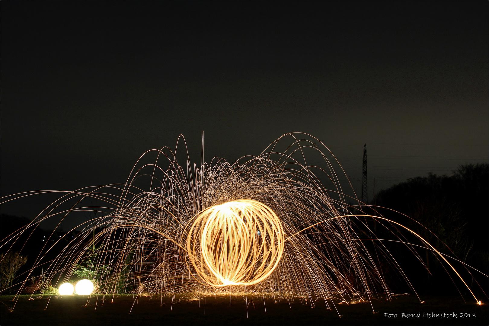 Feuerkugel .......