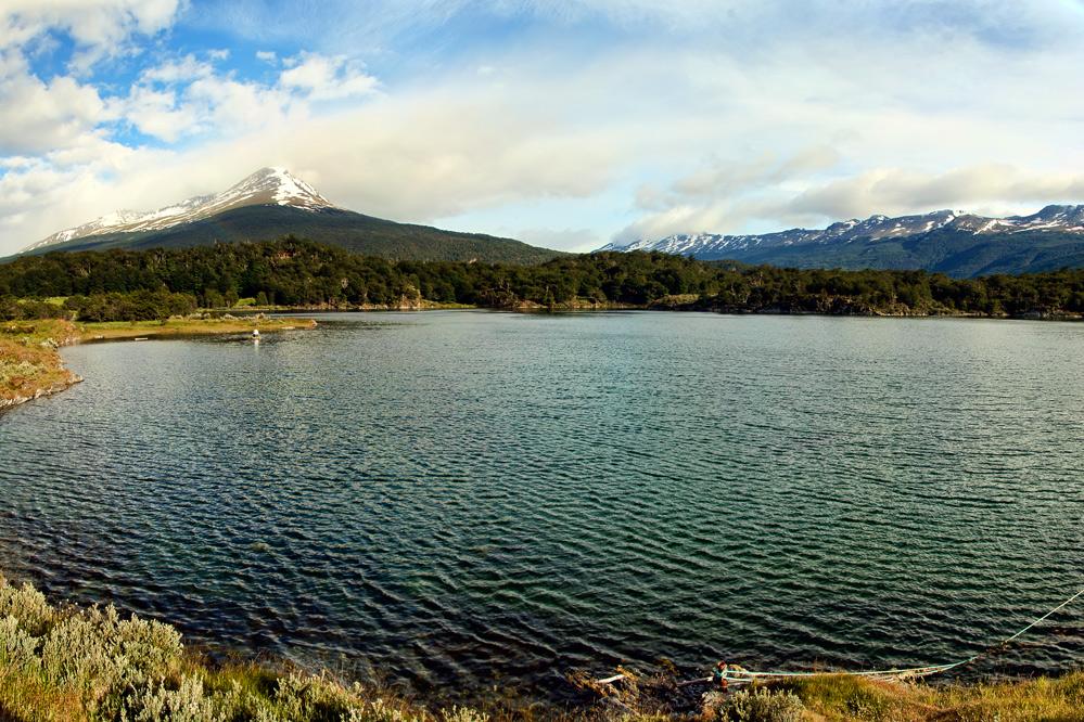 Feuerland Nationalpark