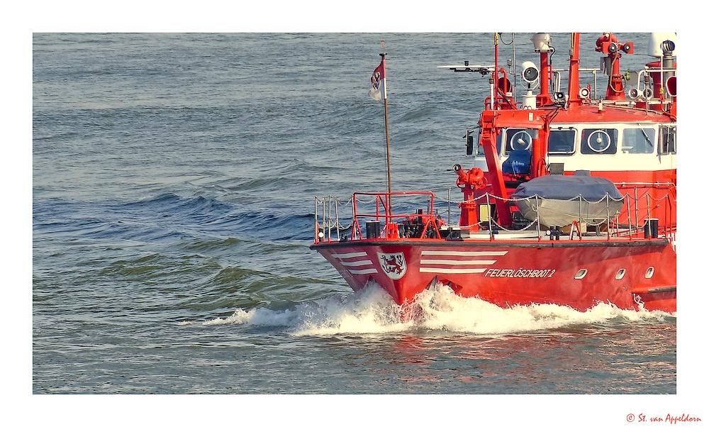 Feuerlöschboot