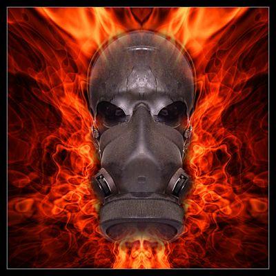 Feuermaske