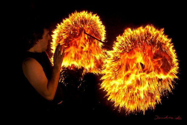 Feuerräder