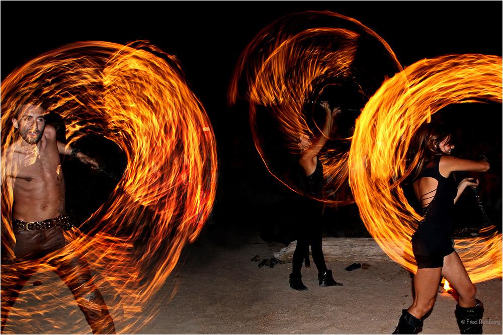 ... Feuerräder