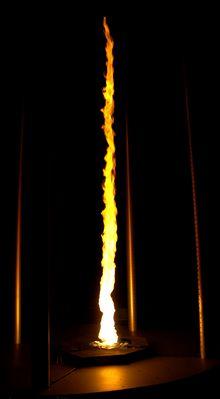 Feuersäule