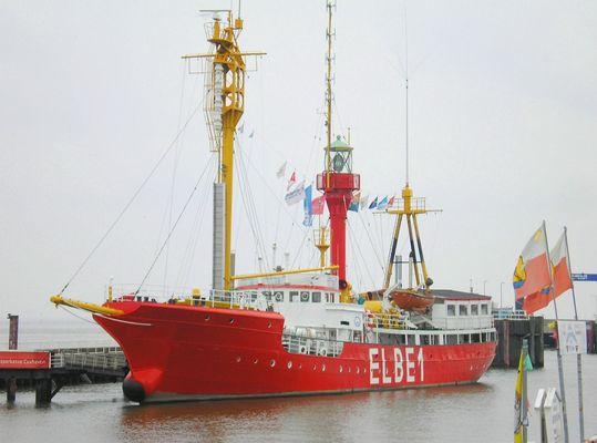"""Feuerschiff """"Elbe 1"""""""
