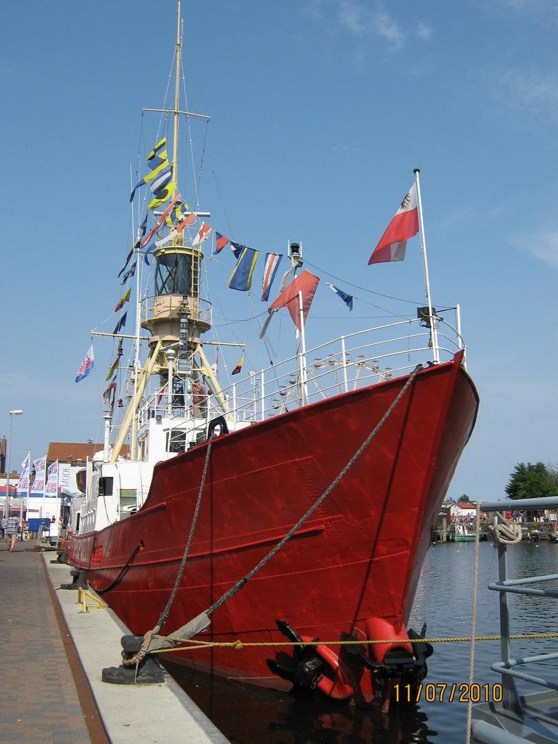 Feuerschiff Fehmarn Belt