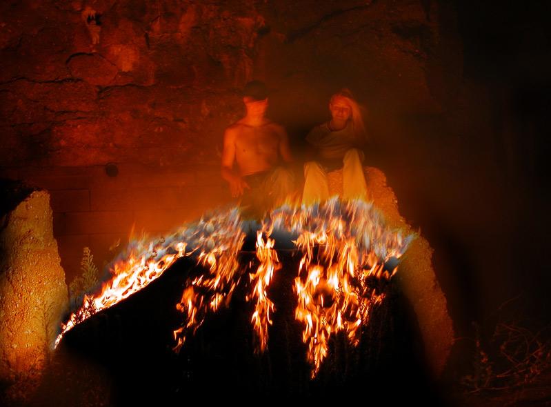 Feuerstündchen