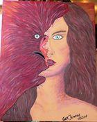 Feuervogelfrau