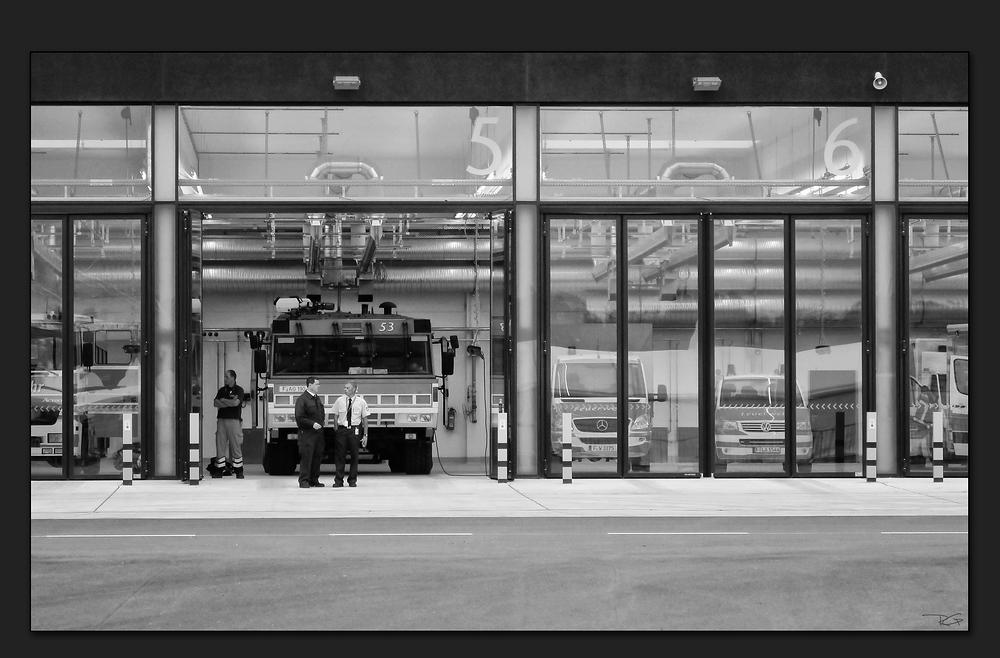 Feuerwache 4 / Flughafen Frankfurt