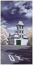 Feuerwache (Infrarotfotografie 700nm)