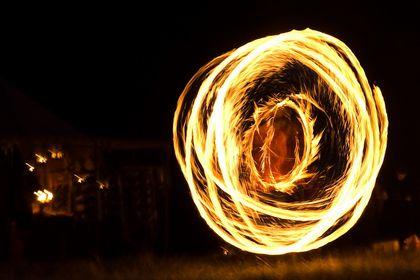 Licht und Feuer