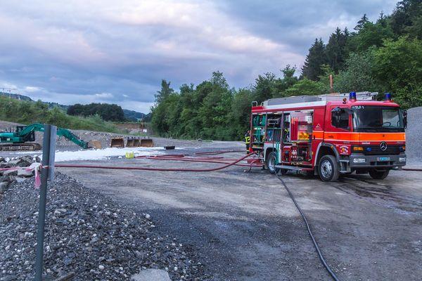 Feuerwehr in Action