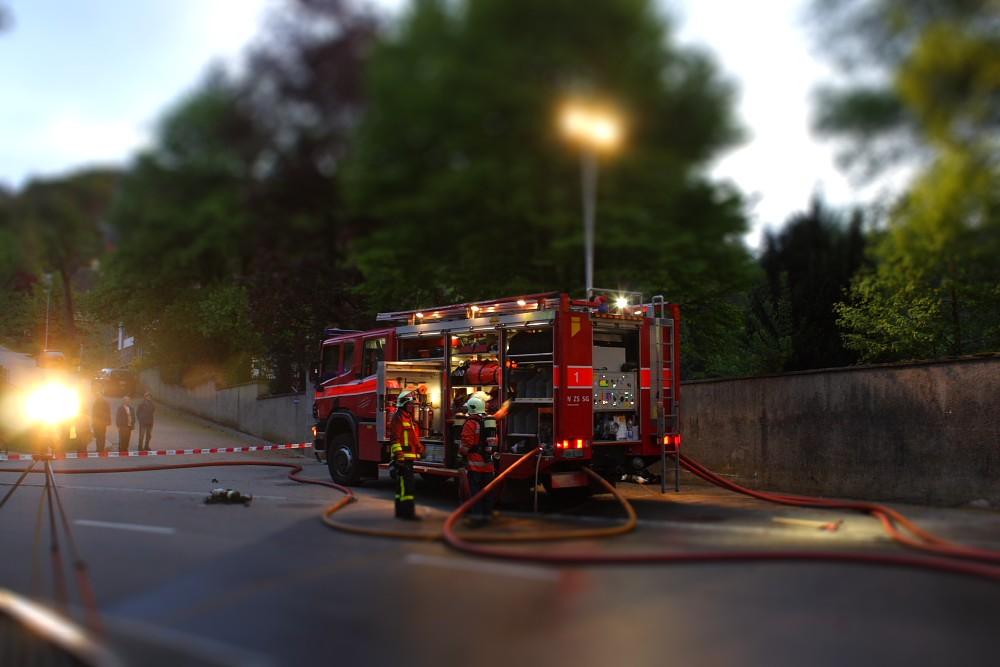 Feuerwehr in St.Georgen