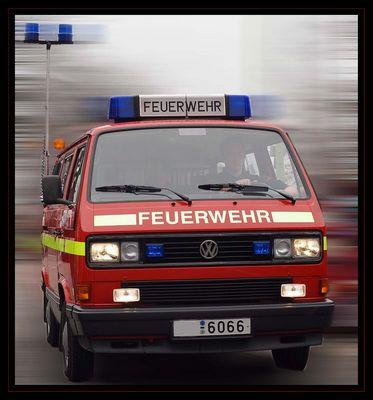 Feuerwehr kommt...!!!