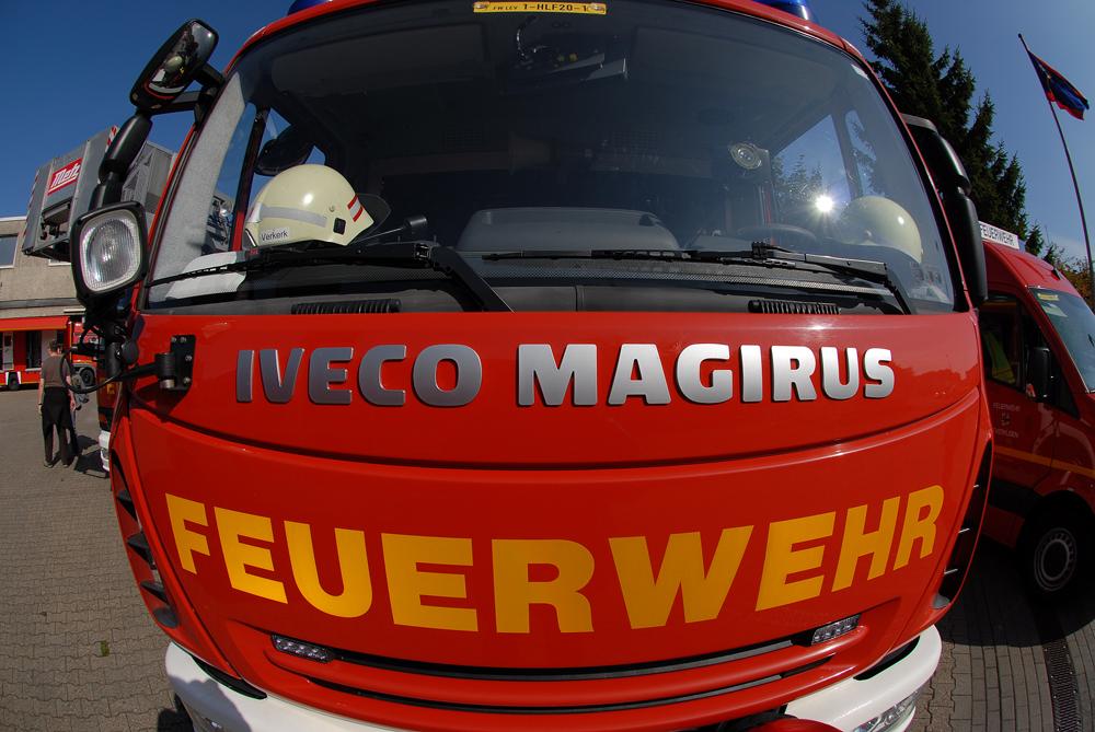 Feuerwehr Leverkusen