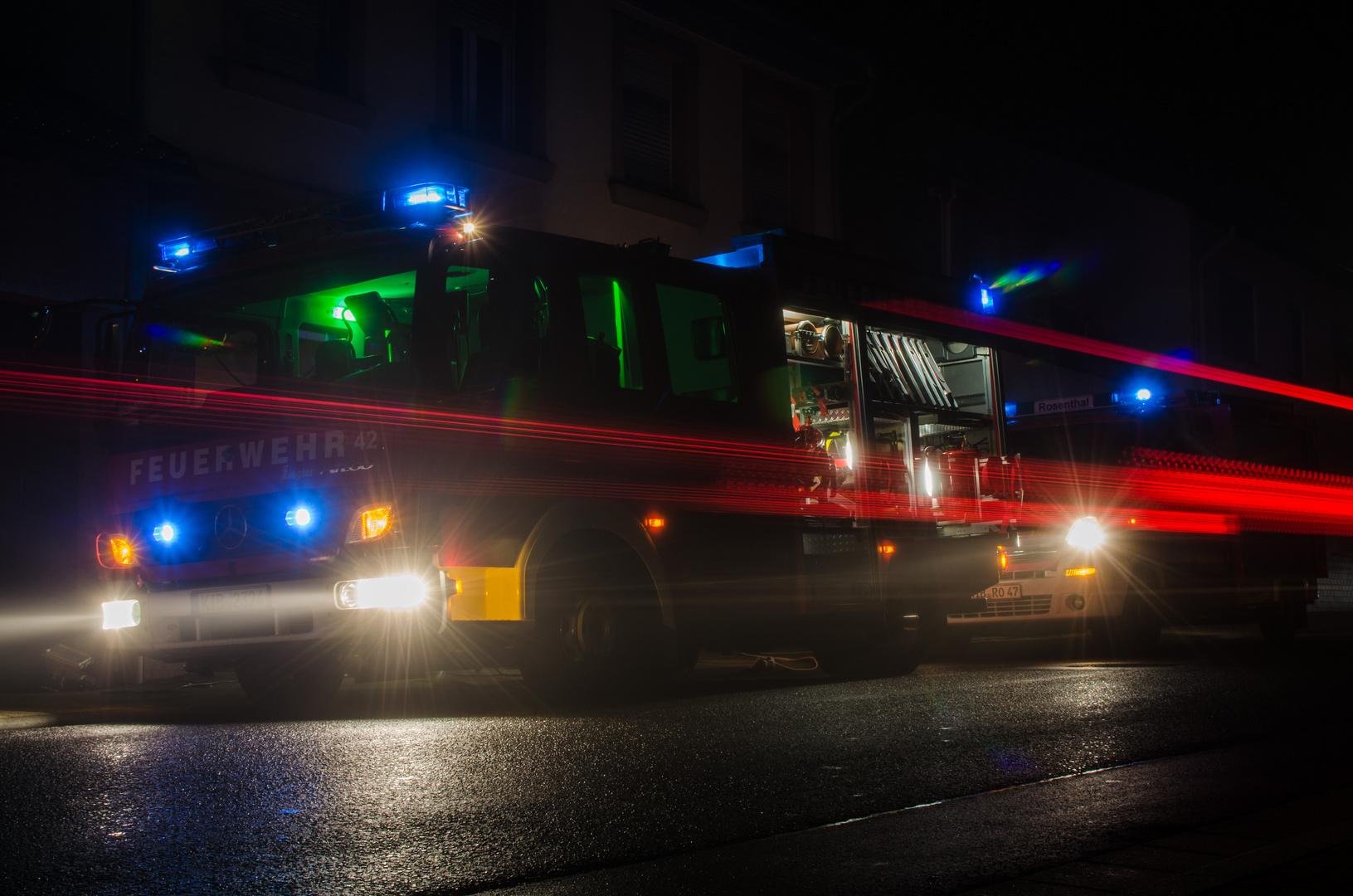 Feuerwehr Nightline I