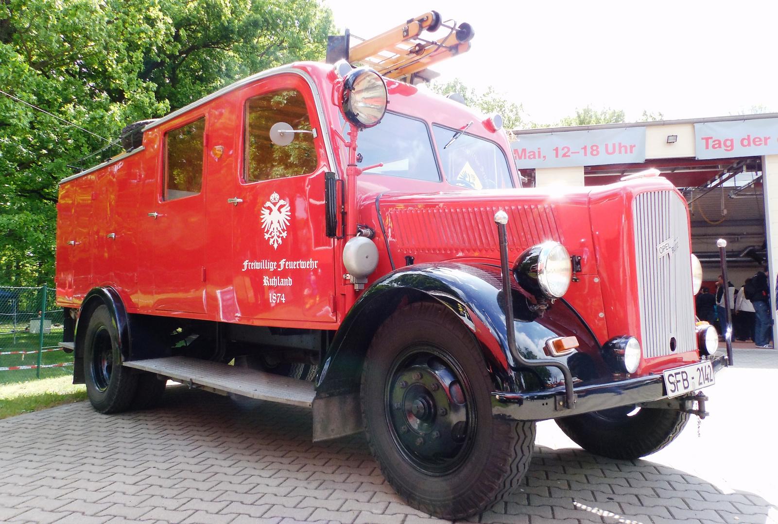 Feuerwehr- Oldie