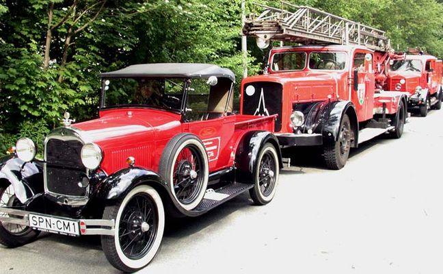 Feuerwehr-Oldies