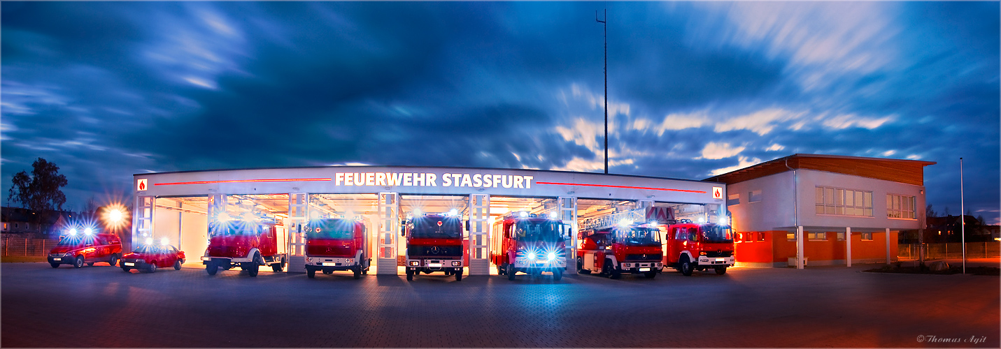 Feuerwehr Stassfurt
