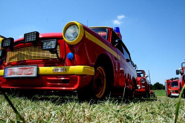 Feuerwehr Trabbi