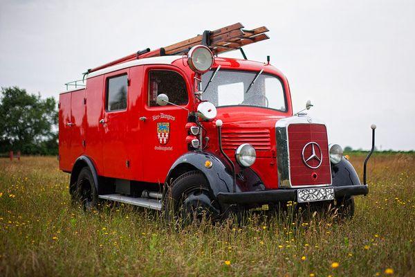 Feuerwehr von 1942