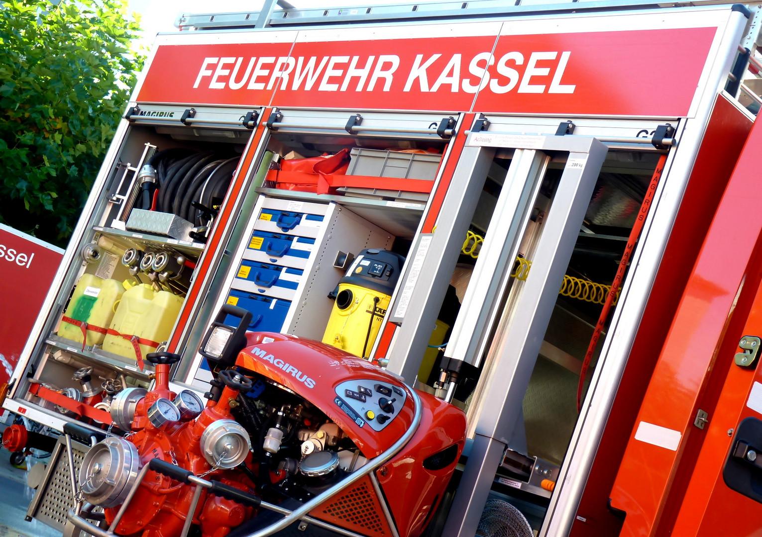 Feuerwehrlöschfahrzeug...