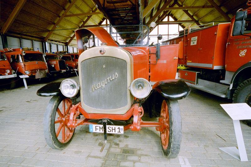Feuerwehrmuseum Norderstedt