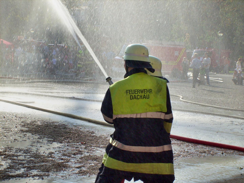 Feuerwehrregen