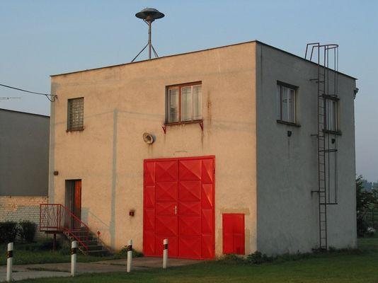 Feuerwerhaus-Slowakei