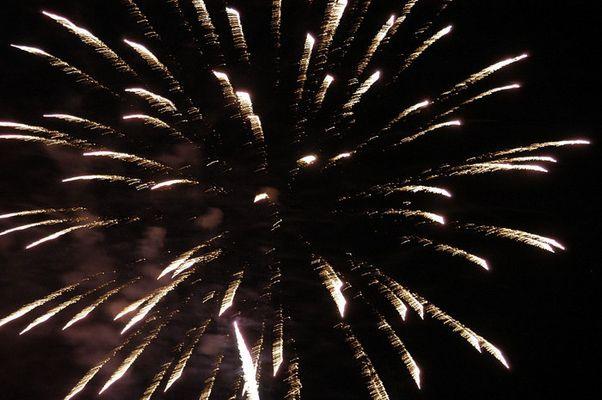 Feuerwerk 1. August