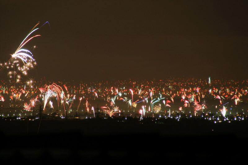Feuerwerk  2 0 0 6