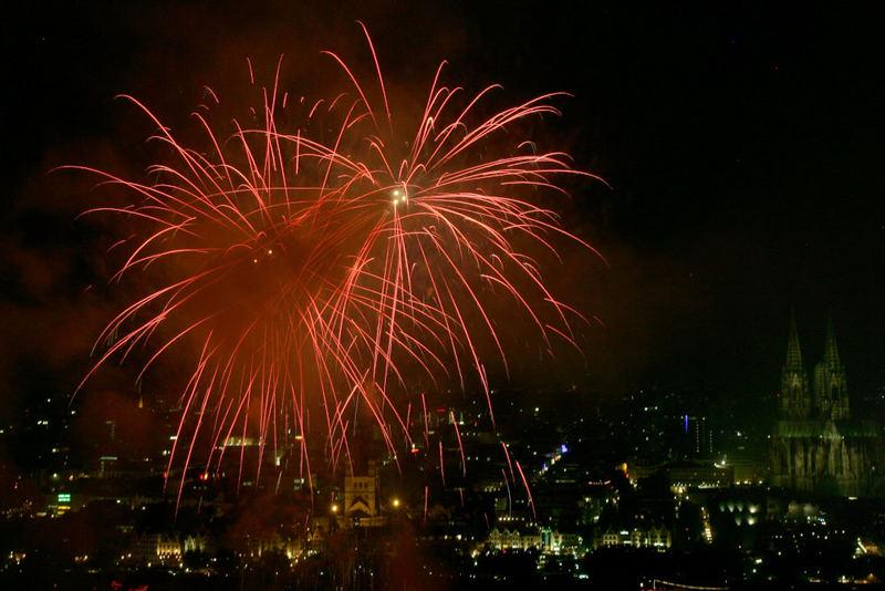 Feuerwerk - 2