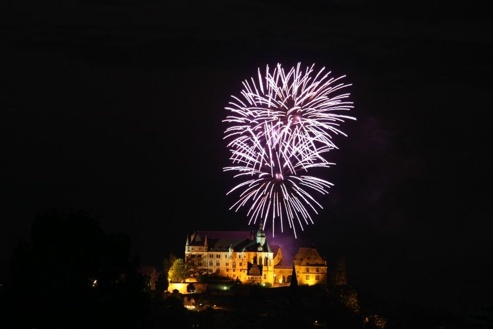 Feuerwerk 3-Tage Marburg 2010 II