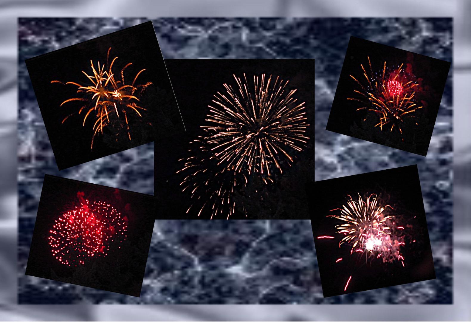 Feuerwerk Altstadtfest Bad Waldsee
