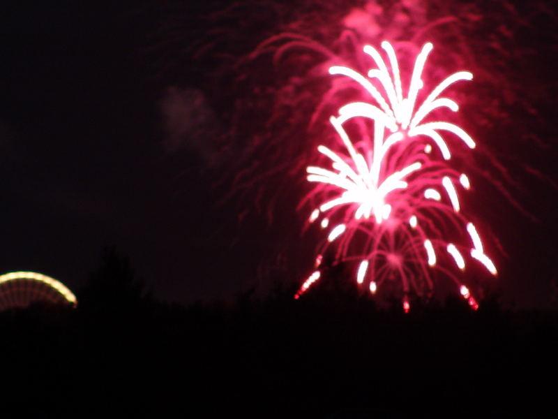 Feuerwerk Annkirmes