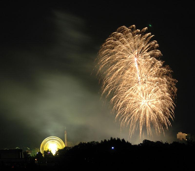 Feuerwerk Bad Arolsen
