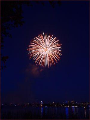 Feuerwerk - Das erste Mal