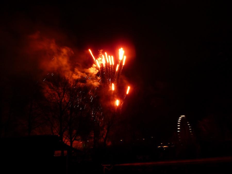 Feuerwerk ,das Nächste Foto