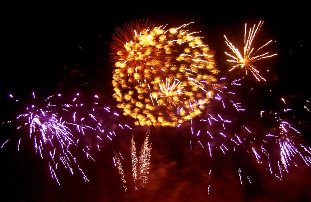 Feuerwerk der Superlative München 2008/3