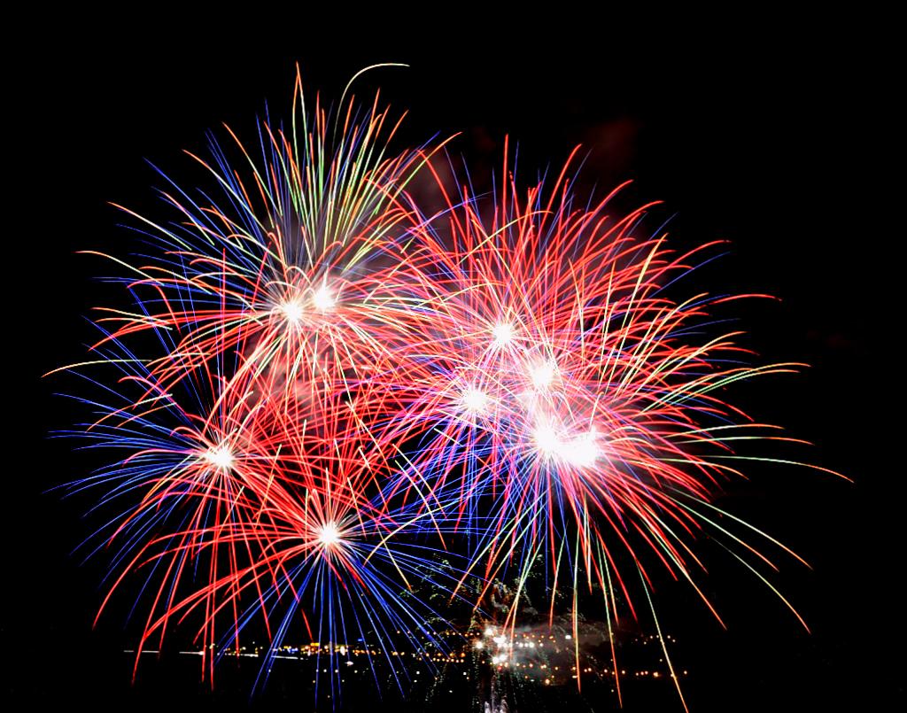 Feuerwerk Dult Landshut #01