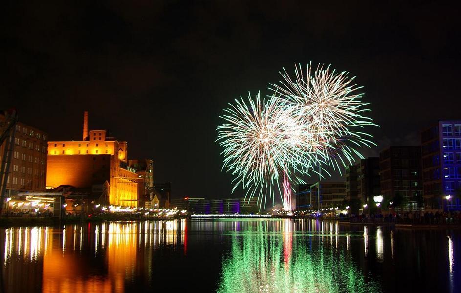 Feuerwerk Extraschicht 4