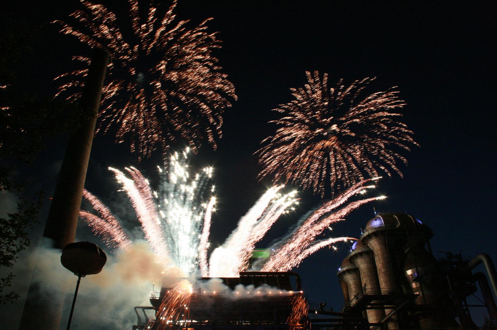 Feuerwerk ( ExtraSchicht )