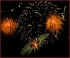 -Feuerwerk-